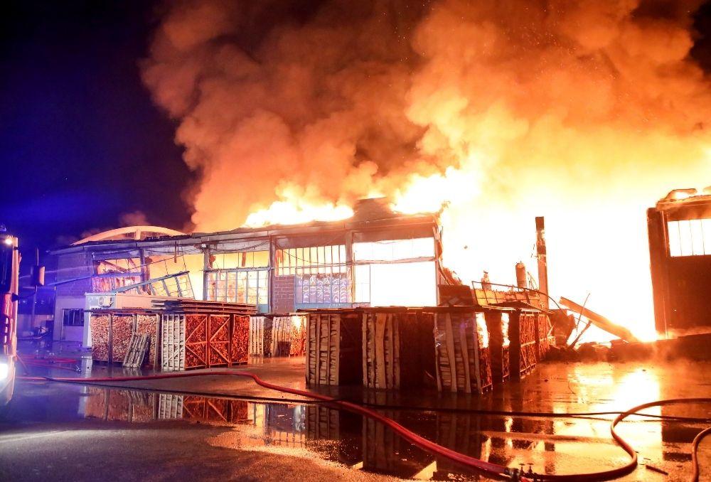 Yangın ve Ek Teminatlarına Bağlı Kâr Kaybı Sigortası